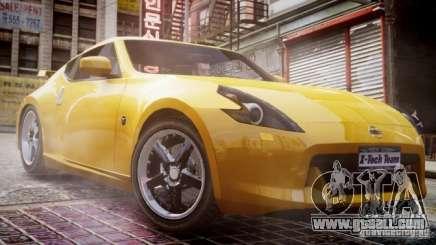 Nissan 370Z Final for GTA 4