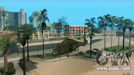 Ka-60 Kasatka for GTA San Andreas