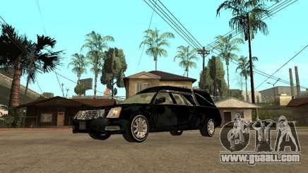 Cadillac DTS 2008 for GTA San Andreas