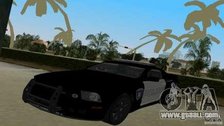 Saleen S281 Barricade 2007 for GTA Vice City