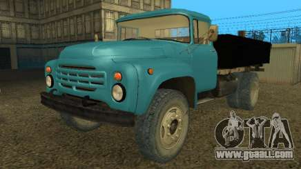 ZIL 130 Onboard for GTA San Andreas