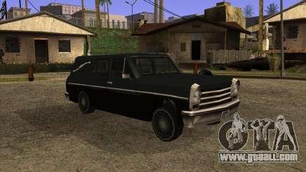 Coffin San Andreas Stories for GTA San Andreas