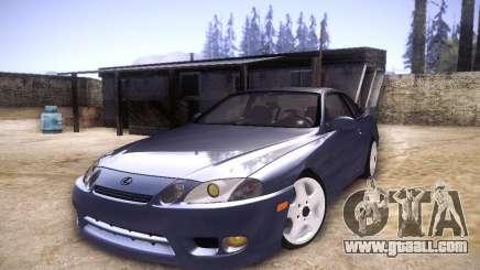Lexus SC300 - Stock for GTA San Andreas