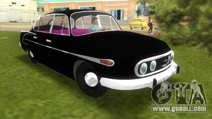Tatra T2-603 1967 for GTA Vice City