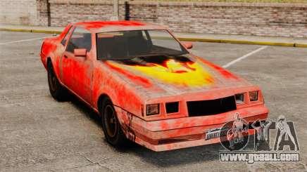 Fire bird for GTA 4