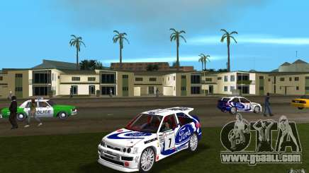 Ford Escort Cosworth RS for GTA Vice City