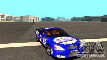 Ford Taurus Nascar LITE for GTA San Andreas