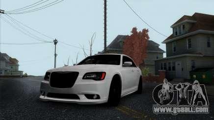 Chrysler 300 SRT-8 Final 2011 for GTA San Andreas