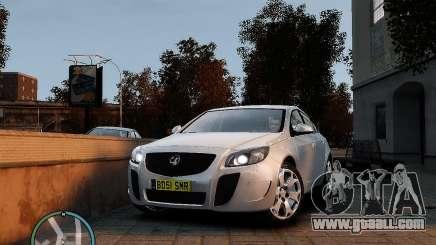 Vauxhall Insignia v1.0 for GTA 4
