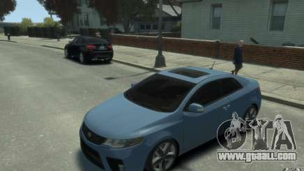 Kia Forte Koup SX for GTA 4