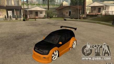 Dacia Duster Tuning v1 for GTA San Andreas