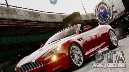 Aston Martin DBS Volante 2010 v1.5 Bonus Version for GTA 4