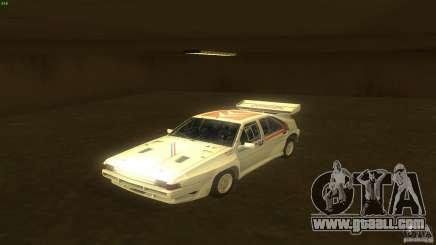 Citroen BX 4TC for GTA San Andreas