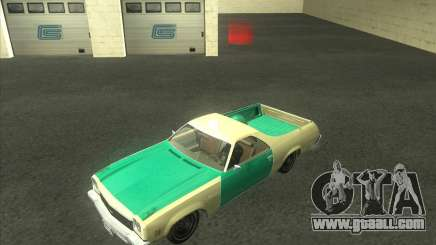 1973 Chevrolet El Camino (old) for GTA San Andreas