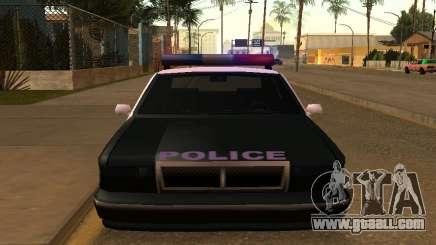 Police Los Santos for GTA San Andreas