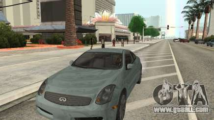 Infiniti G35 Coupe for GTA San Andreas