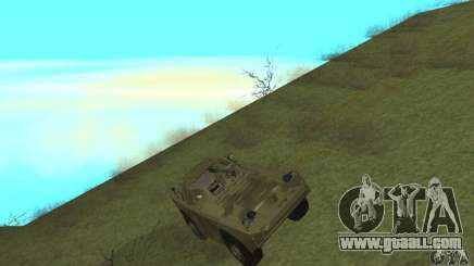BRDM-1 Skin 3 for GTA San Andreas