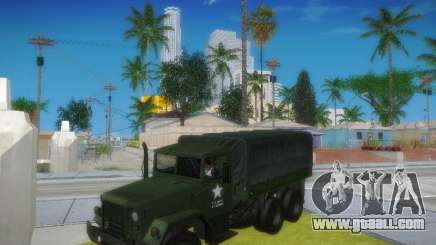 AM General M35A2 for GTA San Andreas