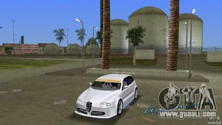 Alfa Romeo 147 for GTA Vice City