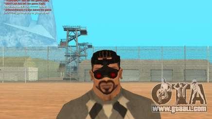 NV Goggles for GTA San Andreas