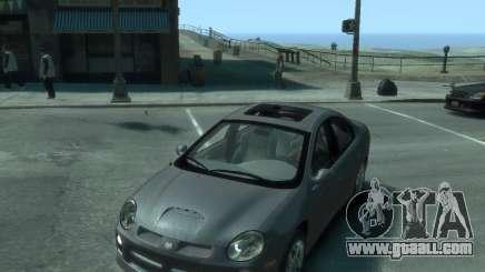 Dodge Neon 02 SRT4 for GTA 4