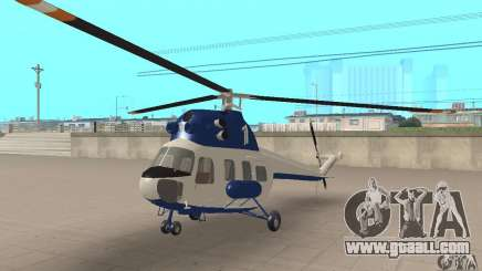 Mi-2 channel for GTA San Andreas