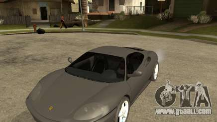 Ferrari 360 modena TUNEABLE for GTA San Andreas