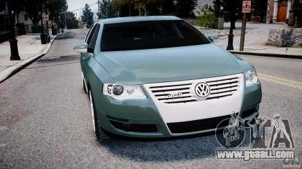 Volkswagen Passat Variant R50 for GTA 4