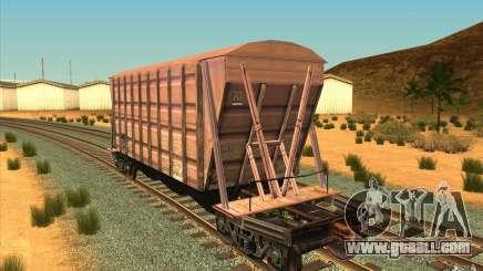 Hopper for GTA San Andreas