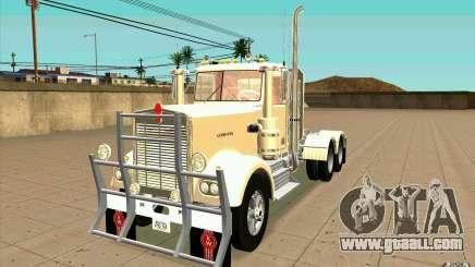 Kenworth W900 Heavy Hauler 1974 for GTA San Andreas