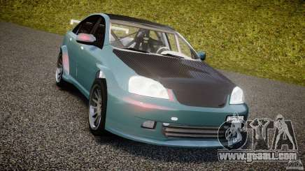Chevrolet Lacetti WTCC Street Tun [Beta] for GTA 4
