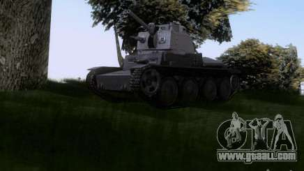 Pzkpfw-38 [t] for GTA San Andreas