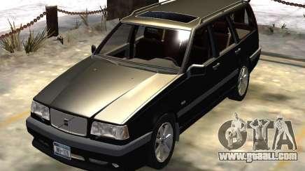Volvo 850 R 1996 Rims 1 for GTA 4