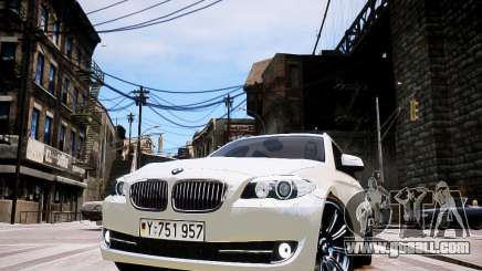 BMW 525i Touring for GTA 4