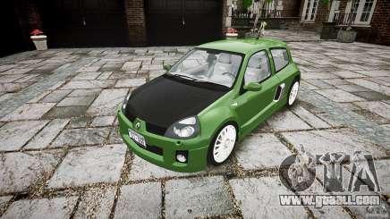 Renault Clio V6 for GTA 4