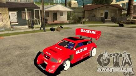 Suzuki Escudo Pikes Peak V2.0 for GTA San Andreas