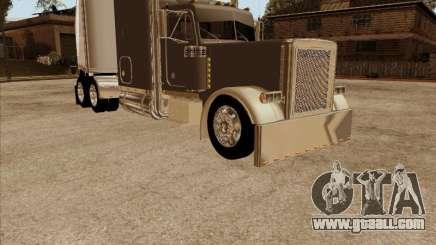 Peterbilt 379 Custom for GTA San Andreas