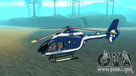 EC-135 Gendarmerie for GTA San Andreas