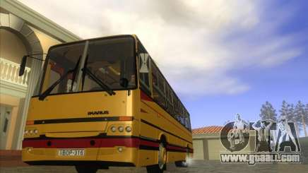 Ikarus 260 32P for GTA San Andreas