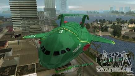 ThunderBird 2 for GTA Vice City