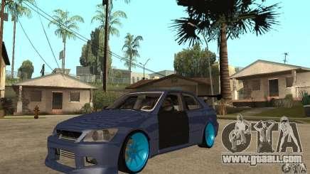 Lexus IS300 for GTA San Andreas