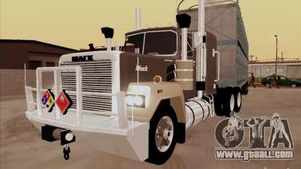 Mack RoadTrain for GTA San Andreas