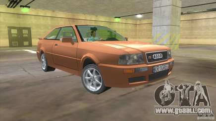 Audi S2 for GTA Vice City