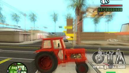 Tractor for GTA San Andreas