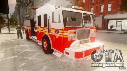 FDNY Seagrave Marauder II for GTA 4