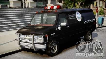 Chevrolet G20 Van V1.1 for GTA 4
