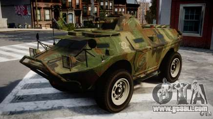 Camo APC for GTA 4