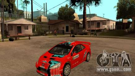 Peugeot 307 WRC for GTA San Andreas