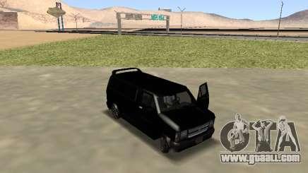 Burrito HD for GTA San Andreas