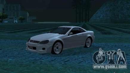 GTA IV Feltzer for GTA San Andreas